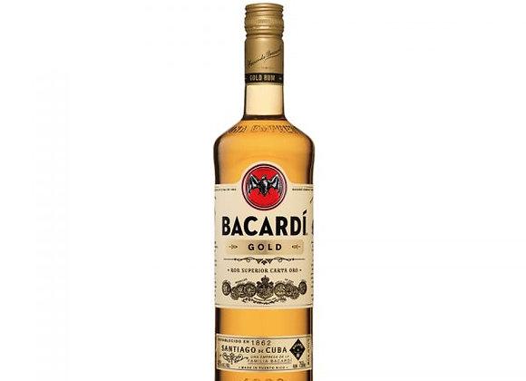 Bacardi Rum Gold 750ml
