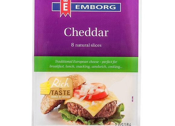 Cheddar Sliced EMBORG