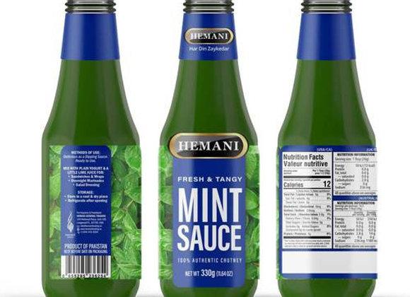 Mint sauce HEMANI