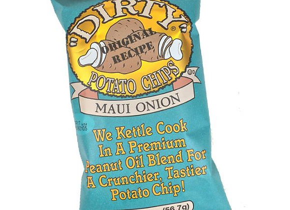 Sweet Maui Onion Chips DIRTY