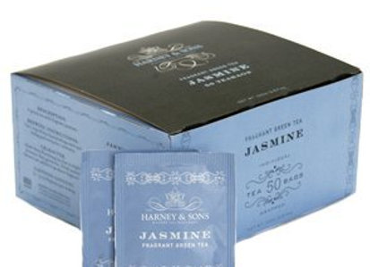 Jasmine Tea HARNEY & SONS (50 teabags per box)