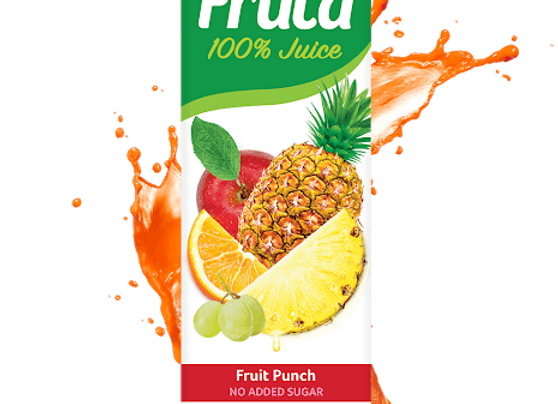 Fruta Fruitpunch 1L