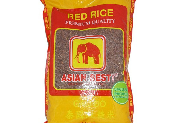 Red Bhutanese Rice CHENEY BROTHERS-USA  weighed by the KG