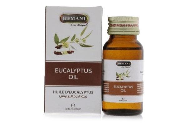 Euclyptus oil HEMANI