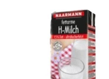UHT Semi Skimmed Milk 1.5% with cap NAARMAN