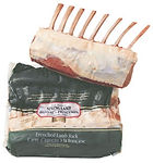 Lamb Rack Frenched Nz weighed by the KG-
