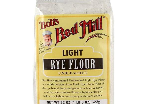 Light rye flour BOB'S RED MILL