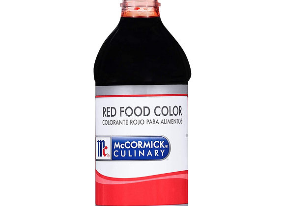 Red Food Color