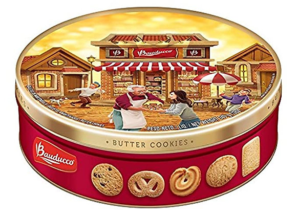 Butter Cookies BAUDUCCO