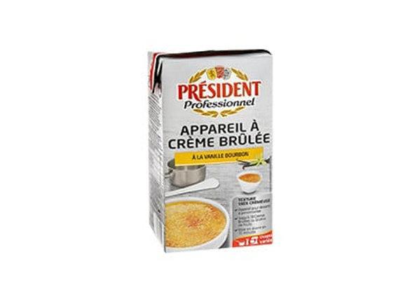 Creme Brule PRESIDENT