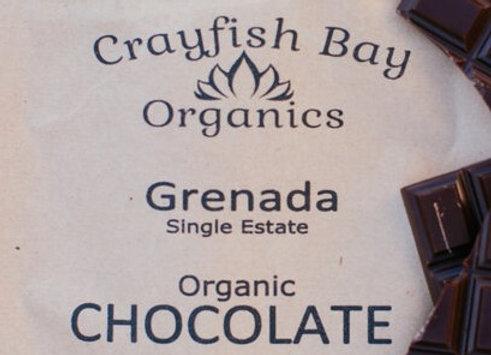 Organic chocolate 75% (Grenada)