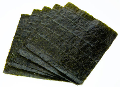 Nori - Toasted YKINRI Seaweed (100ct)