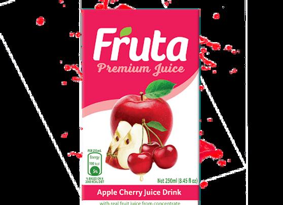 Fruta AppleCherry 250ml