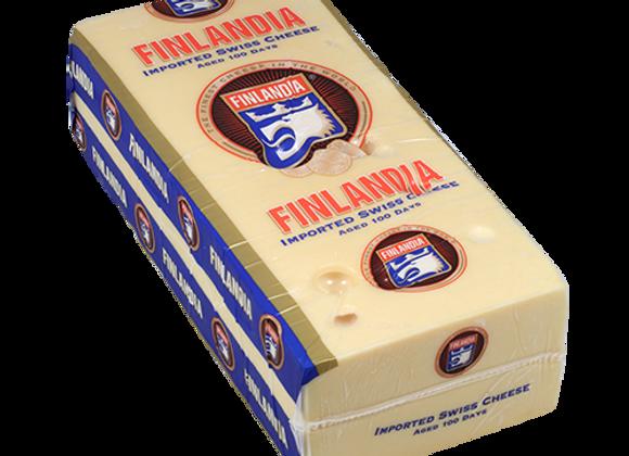 Full Cut Swiss Cheese Lactose Free FINLANDIA
