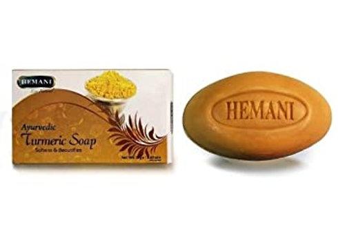 Tumeric soap HEMANI
