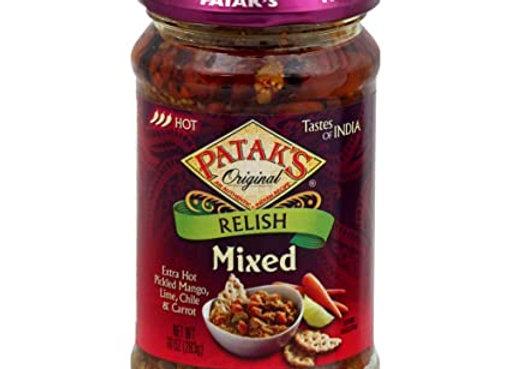 Patak Mixed Pickle ea