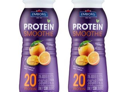 Orange & Mango protein smoothie EMBORG