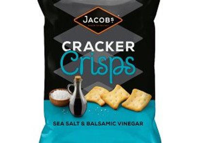 Jacobs Seasalt/Bal Vinegar