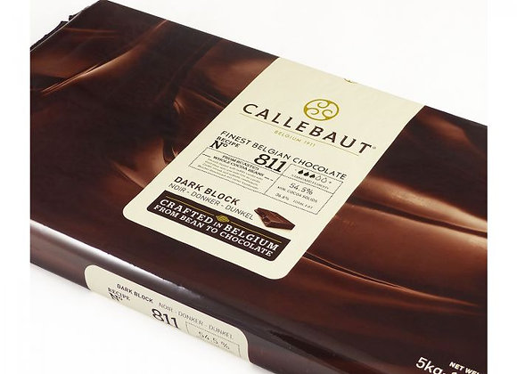 Dark Block 54.5% Couverture CACAO BARRY