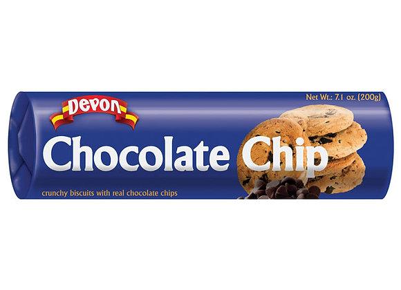 Devon Chocolate Chip 200g