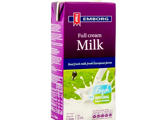 UHT Full Cream Milk EMBORG 3.5%
