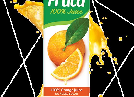Fruta 100%Orange Juice 1Lt