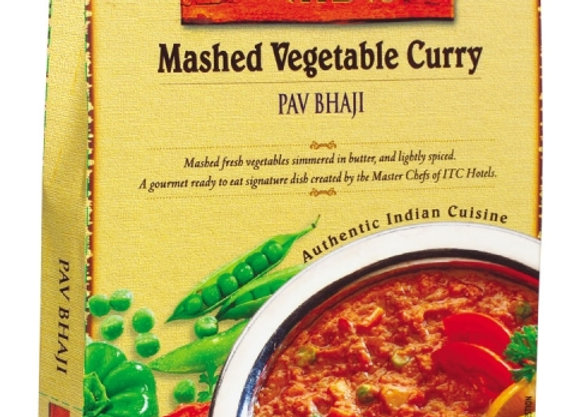 Mashed Veggie Curry KITCHEN OF INDIA