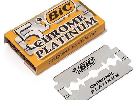 Bic Chronme Platinum Razor