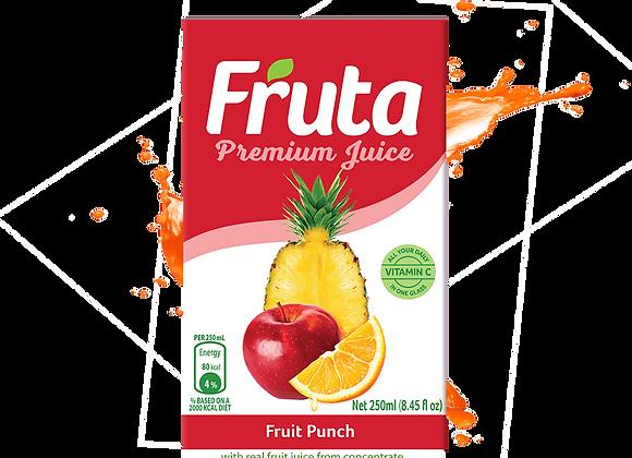 Fruta Fruit Punch 250ml