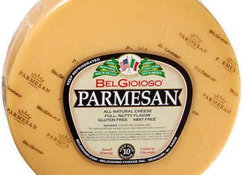 Parmesan Wheel BELGIOIOSO CRYOVAC