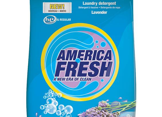 America Fresh Lavendar 400g