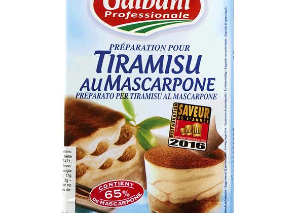 Tiramisu Uht Preparation with Mascarpone GALBANI