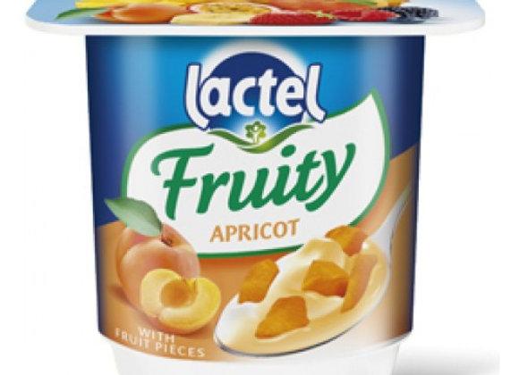 Dairy Dessert Long Life Apricot LACTEL