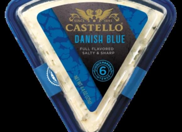 Danish Blue Cheese wedges