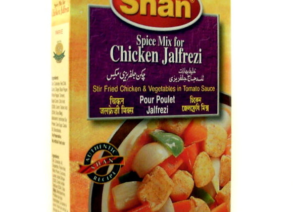Chicken Jalfrezi SHAN (12pkt)