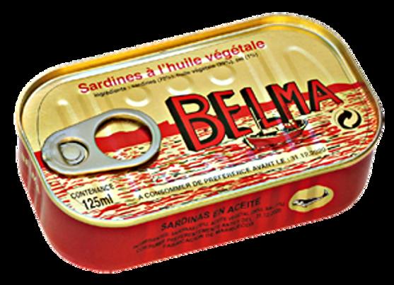Sardines in Sunflower Oil BELMA