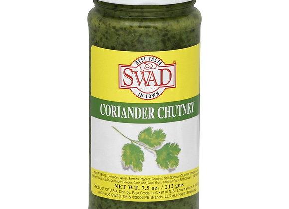 Chutney Coriander SWAD
