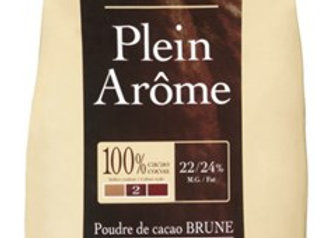 Cocoa Powder Plein Arome 100% CACAO BARRY - Kosher