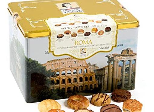 Assorted Italian Cookies ROMA