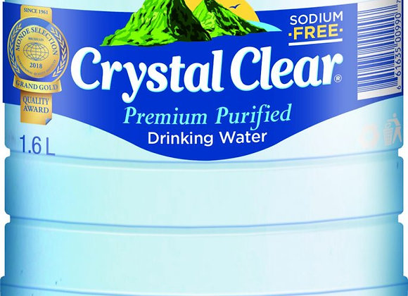 Water CLEAR BLUE