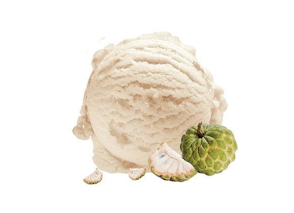 Soursop Ice Cream