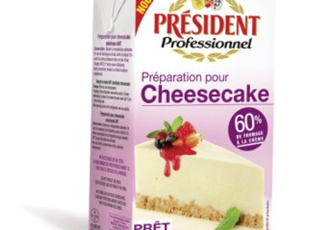Uht Culinary Preparation for Cheesecake PRESIDENT PRO