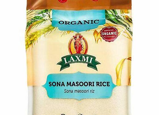 Organic Sona Masoori LAXMI