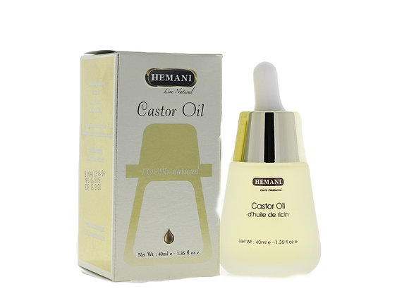 Castor Oil 100% HEMANI