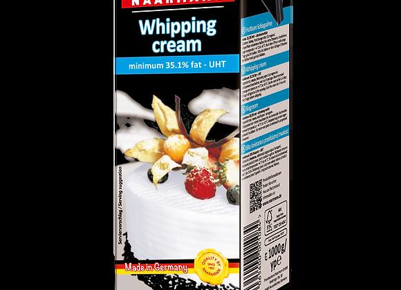 Whipping cream 35.1% NAARMANN