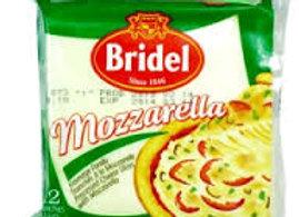 Mozzarella Cheese Spread BRIDEL (12 slices per packet)
