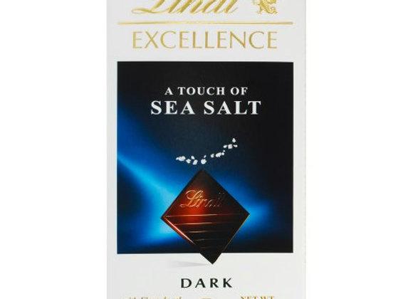 Sea Salt Dark Chocolate LINDT