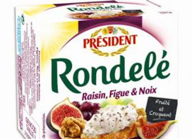 Rondele Walnuts,Raisins and Figs PRESIDENT