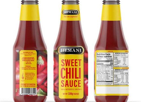 Sweet chilli sauce HEMANI