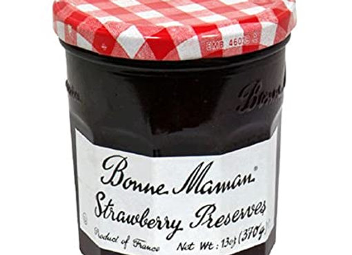 Strawberry Preserve BON MAMAN -Kosher